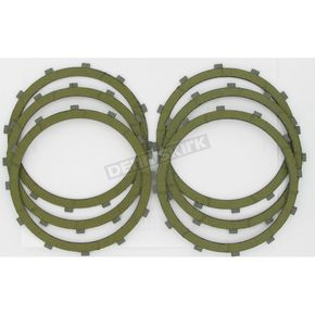 Drag Specialties Kevlar Friction Clutch Plate Kit - 1131-0421