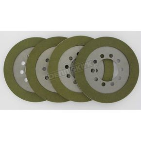 Drag Specialties Kevlar Friction Clutch Plate Kit - 1131-0423
