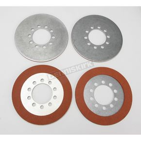 Drag Specialties Organic Clutch Plate Kit - 1131-0428