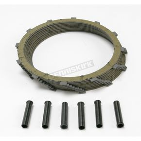 Drag Specialties Kevlar Friction Clutch Plate Kit - 11310439