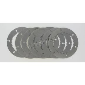 Drag Specialties Steel Clutch Plate Kit - 11310446