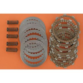 DP Brakes Clutch Kit w/Steel Plates - DPSK202F