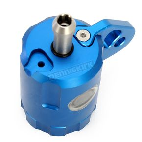 Powerstands Racing Blue Clutch Reservior - 00-01801-25
