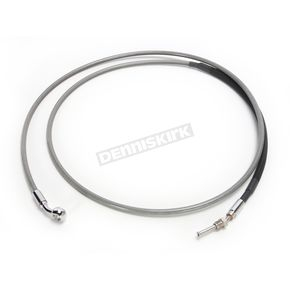 Magnum XR Polished Stainless Hydraulic Clutch Line - SSC0105-82