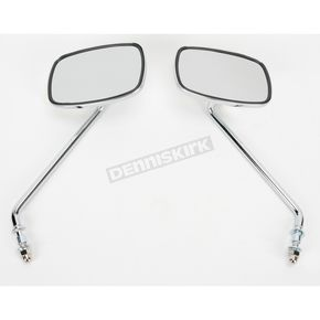 Long Stem-Plain Face Mirrors - 20-21705