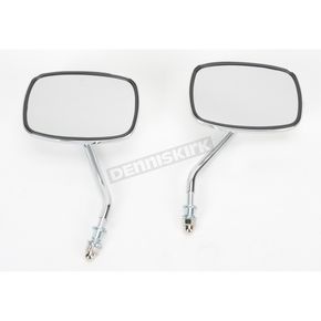 Short Stem-Plain Face Mirrors - 20-21706