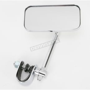 Chrome Universal Rectangular Mirror - 20-34822