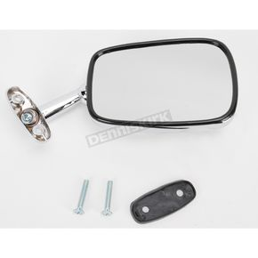 Chrome OEM-Style Replacement Rectangular Mirror - 20-87001