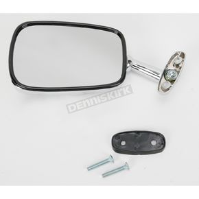 Chrome OEM-Style Replacement Rectangular Mirror - 20-87002