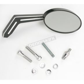 Pro-One Ball-Milled Weekend Warrior Oval Mirror - 102340B