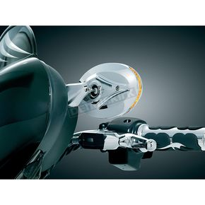 Kuryakyn Blind Spot Mirrors w/Inner Fairing Mounts - 1456