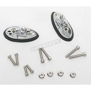 Kuryakyn Mirror Mounts for Sport Bikes - 1458