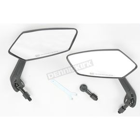 K & S GT Style Mirrors - 17-1001