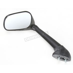 Emgo Black OEM Rectangular Mirror - 20-31942