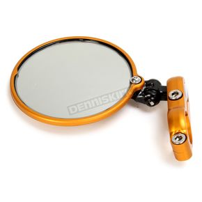 Constructors Racing Group Gold Left Hindsight LS Mirror - HSLS-301-L