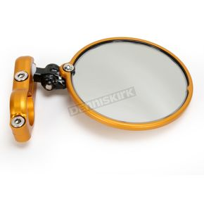Constructors Racing Group Gold Right Hindsight LS Mirror - HSLS-301-R