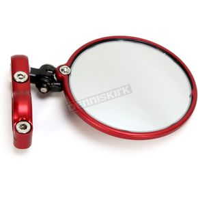 Constructors Racing Group Red Right Hindsight LS Mirror - HSLS-302-R