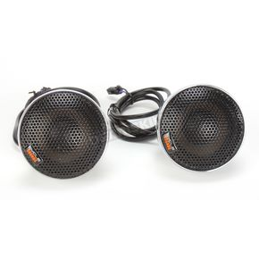 Cycle Sounds Chrome/Black 3 in. Series 3 Premium Speaker System - 4401-0075