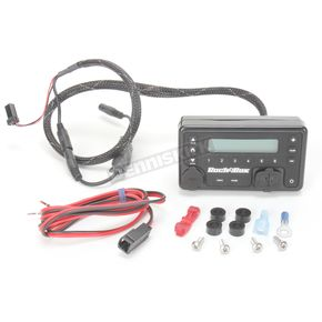Cycle Sounds Black Audio Source Rock Box - 4405-0165