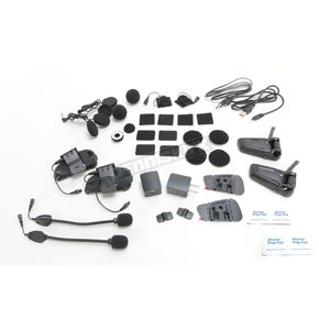 Cardo Systems Dual Pack Smartpack Headset - SRSP0102