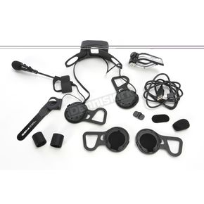 Sena 10U Bluetooth 4.1 Communication System w/Remote Control for Shoei J-Cruise Helmets - 843-01046