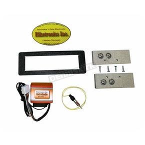 Biketronics Retro Radio CD/Receiver Adapter Kit - BT1002