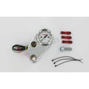 Cobra Billet Tachometer for Cruisers - 01-1963