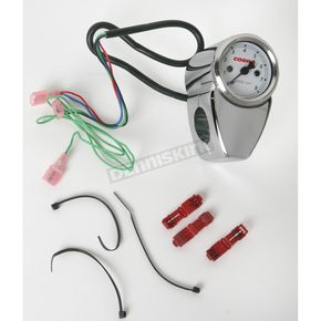 Cobra Billet Tachometer for Cruisers - 01-1968