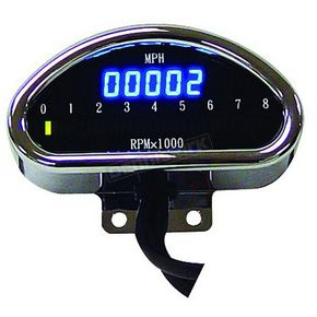V-Factor Digital Speedometer/Tachometer - 48094