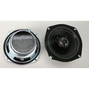 Hogtunes 5.75 OHM Front Speakers for Models w/Car Receivers - 914.2