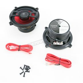Hawg Wired SX-Series Component Speakers - SX504-60