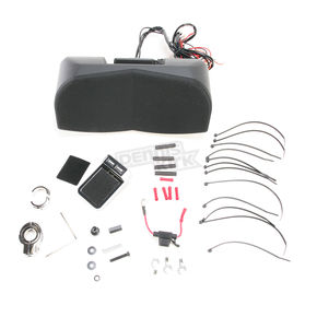 Hogtunes Memphis Shades Batwing Speaker System Kit - MSA-1