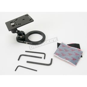 Techmount Black 48mm Fork Tube Mount Kit - 70048B