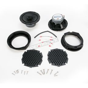 Biketronics 6 1/2 in. Titan II Coaxial Speaker Upgrade Kit - BT471