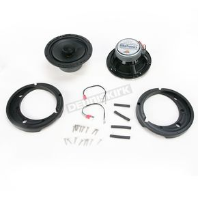 Biketronics 6 1/2 in. Titan II Coaxial Speaker Upgrade Kit - BT472