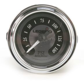 Legend Lighted Titanium LED Air Pressure Gauge - 2212-0493