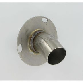 Pro Circuit Stainless Quiet Tip End Cap for 4-Stroke Silencers - PC4012-0007