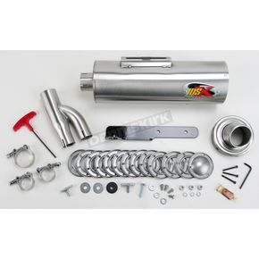 Supertrapp IDSX Exhaust Silencer - 835-6752