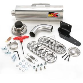 Supertrapp IDSX Exhaust Silencer - 835-1850