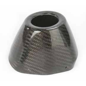 FMF Replacement Carbon Fiber Rear Cone Cap for Factory 4.1 Exhaust - RCT - 040643
