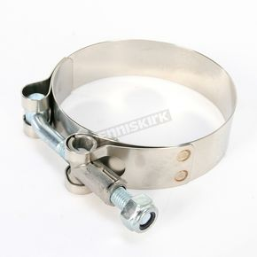 Heavy-Duty Stainless Steel Exhaust Clamp - 30-717