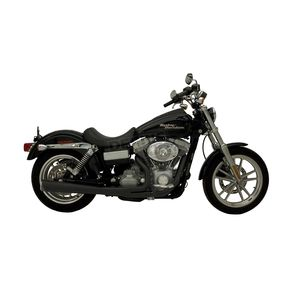 Supertrapp Black Ceramic 2-into-1 Supermeg Exhaust System - 827-71574