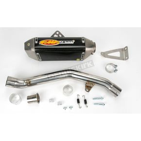 FMF Apex Carbon Slip-On w/Titanium End Cap - 043165