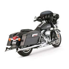 Vance & Hines Fishtail II Slip-On Mufflers - 16775