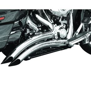 Freedom Performance Sharp Curve Radius Exhaust System - HD00226
