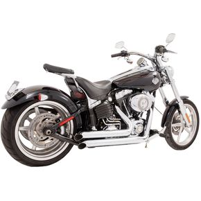Freedom Performance Chrome Declaration Exhaust System - HD00247