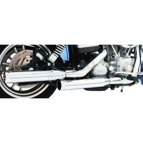 Freedom Performance Signature Series Slip-On Mufflers - HD00186