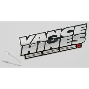 Vance & Hines Name Plate for SS2-R - 22660