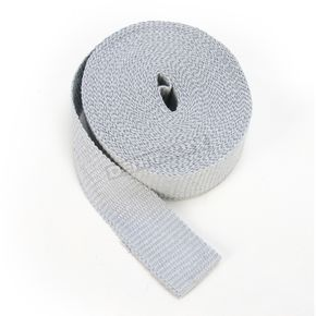 Cycle Performance Silver 2 in. x 50 ft. Exhaust Pipe Wrap - CPP/9056-50