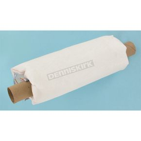 Moose 7.5 in. Silencer Repack Cartridge For OEM and Aftermarket Silencers - MFRD10075